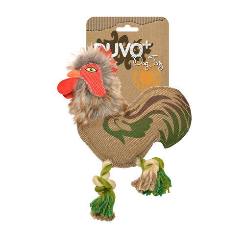 DOGTOY CANVAS ROOSTER