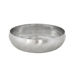 DINNER TIME DT Feeding bowl gobble-stop'Brushed Slow' Ø 12,2CM - SMALL