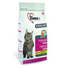 1st Choice Sterilized Adult Cat 10 kg