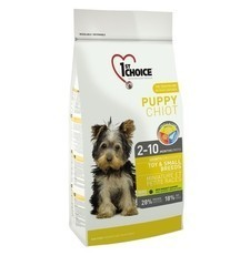 1st choice Puppy Toy & Breed Small 2,72 kg