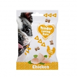 SOFT SNACKS KYLLING 100 GR